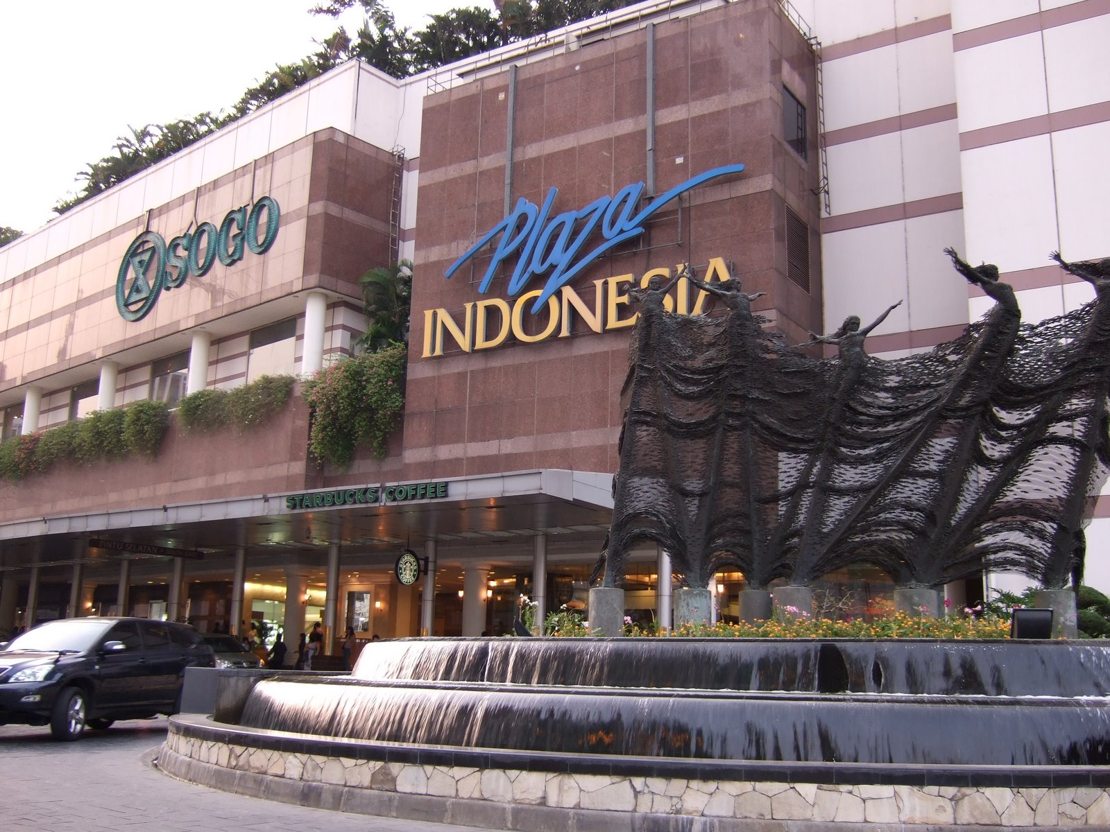 daftar mall tutup plaza indonesia